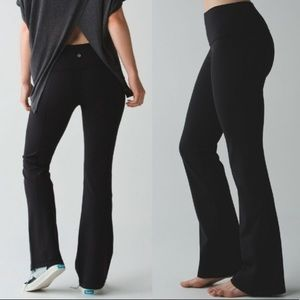 🍋 Lululemon Groove Pant III High Rise Yoga Pants